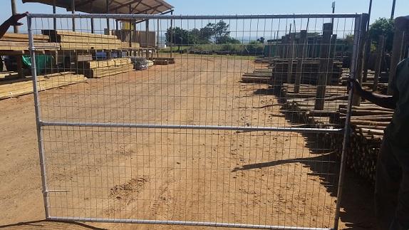 site-gates
